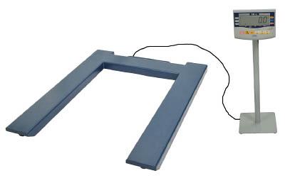ヤマト DP6101U1500 直送 代引不可・他メーカー同梱不可 U形デジタル台はかり DP-6101U-1500 検定外品
