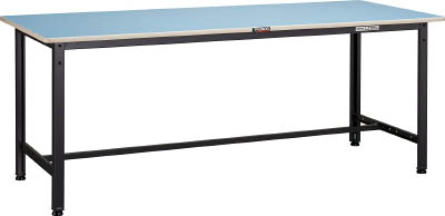 トラスコ中山 TRUSCO BE1560 直送 代引不可・他メーカー同梱不可 BE型軽量作業台 1500X600X740