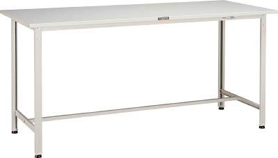 トラスコ中山 TRUSCO HSAE0960W 直送 代引不可・他メーカー同梱不可 HSAE型立作業台 900X600XH900 W色