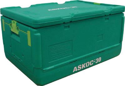 【個数:1個】ヒシ ASKOC30SET 直送 代引不可・他メーカー同梱不可 ヒシ ASKOC-30本体・蓋セット GN 緑