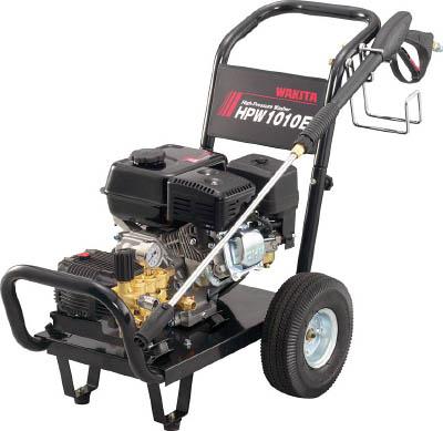 ワキタ HPW1010E 直送 代引不可・他メーカー同梱不可 高圧洗浄機エンジンタイプ