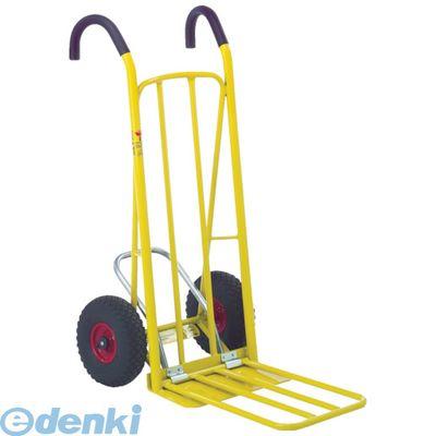 【個数:1個】RAVENDO[145251] スチールパイプ製二輪運搬車 CLM250LS ERGO