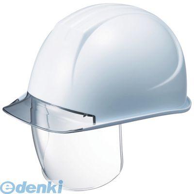 タニザワ 161VL2-SDC-V2-W3-J 特大型ヘルメット シールド面付 溝付 透明ひさし付161VL2SDCV2W3J