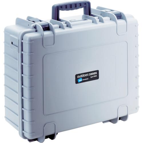 B&W[6000/G/DJI4] 【3個入】 プロテクタケース 6000 グレー DJI6000GDJI4