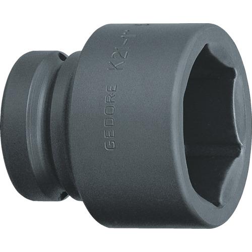 GEDORE 6184700 インパクト用ソケット 6角 1 K21 80mm