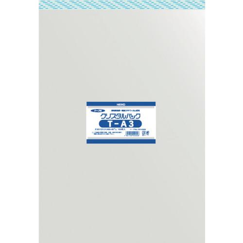 【あす楽対応】HEIKO[6742300] 【10個入】 OPP袋 テープ付き クリスタルパック T-A36742300T3143.5
