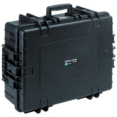 B&W 6500/B/SI プロテクタケース 6500 黒 フォーム6500BSI