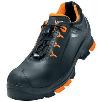 UVEX 6502.5-41 2 ローシューズ ブラック 26.0CM6502.541
