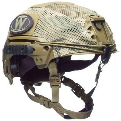 TEAMWENDY 71-MHC-MC EXFIL LTP/カーボン用 メッシュヘルメットカバー71MHCMC