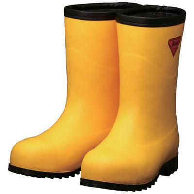 SHIBATA AC101-25.0 防寒安全長靴 セーフティベアー#1011白熊 フード無し AC10125.0