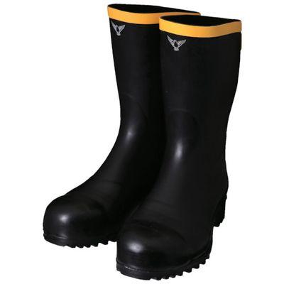 【あす楽対応】SHIBATA[AE011-24.0] 安全静電長靴AE01124.0