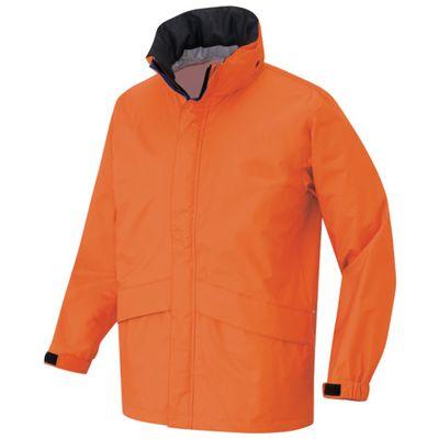 【個数:1個】アイトス AZ56314-063-S ディアプレックス ベーシックジャケット オレンジ SAZ56314063S