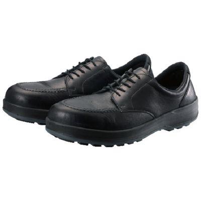 シモン BS11S-255 耐滑・軽量3層底静電紳士靴BS11静電靴 25.5cmBS11S255