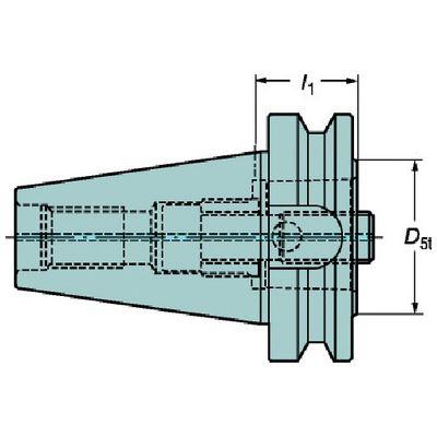 サンドビック C6-390B.558-50 コロマントキャプトアダプタC6390B.55850050