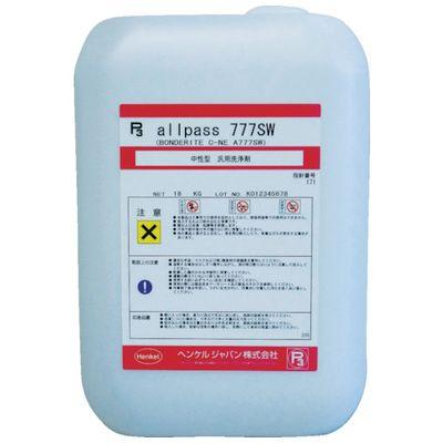 BONDERITE C-NE 油・グリス・ワックス用洗浄剤 18KGCNEA777SW