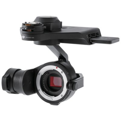 【あす楽対応】DJI[D-121517] Zenmuse X5R NO.1 ジンバル&カメラ(レンズなし)D121517