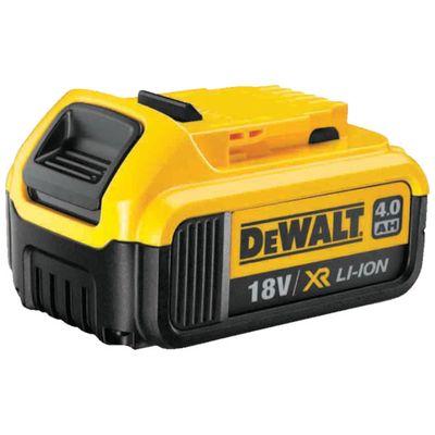 デウォルト DCB182-JP 18V リチウム充電池 4.0AhDCB182JP
