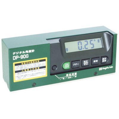 【ポイント最大20倍 4月5日限定 要エントリー】【あす楽対応】SK DP-90G デジタル角度計レベルニックDP90G