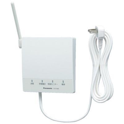 【あす楽対応】Panasonic ECE1680 小電力型ワイヤレス中継器