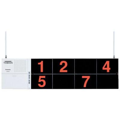素晴らしい外見 ECE3152 Panasonic 固定表示タイプ:測定器・工具のイーデンキ サービスコール受信器-DIY・工具