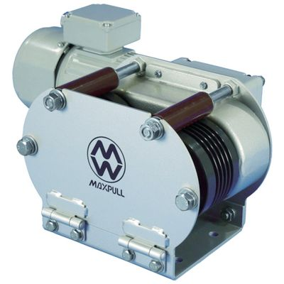 【あす楽対応】【個数:1個】マックスプル[EMX-150] 電動往復牽引エンドレスウインチEMX150