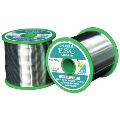 千住金属 ESC21 エコソルダー ESC21 F3 M705 1.0ミリ 1kg巻ESC21F3M7051.0