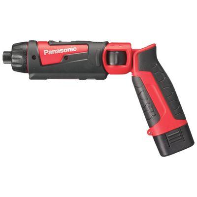 【超特価SALE開催!】 7.2V充電スティックドリルドライバー 赤EZ7421LA2SR:測定器・工具のイーデンキ EZ7421LA2S-R Panasonic-DIY・工具