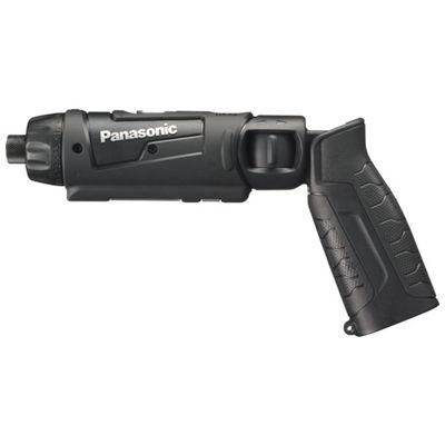 Panasonic EZ7421X-B 7.2V充電スティックドリルドライバー 本体のみ 黒EZ7421XB