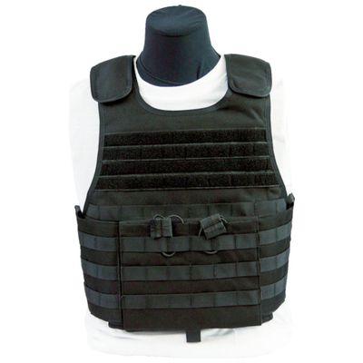 US Armor[F-500777-RS-BLK-L] Armor 防弾ベスト MSTV500(6000) ブラック LF500777RSBLKL
