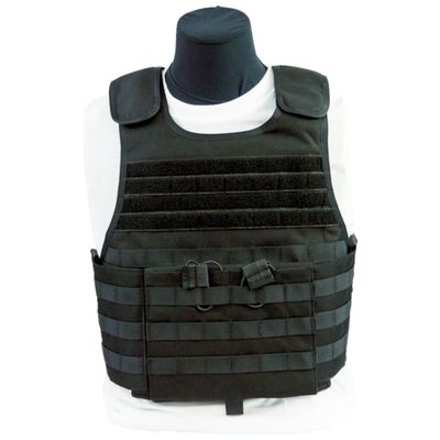 US Armor[F-500777-RS-BLK-M] Armor 防弾ベスト MSTV500(6000) ブラック MF500777RSBLKM