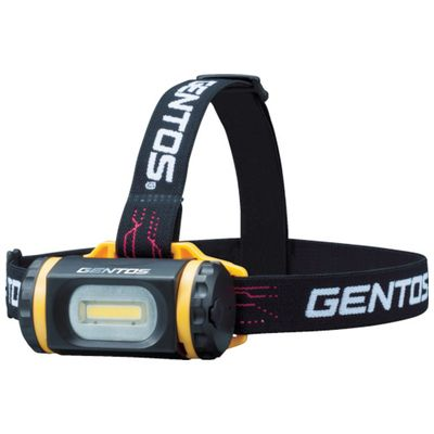 【あす楽対応】GENTOS[GZ-BH10] 防爆LEDヘッドライト GANZ BH10GZBH10