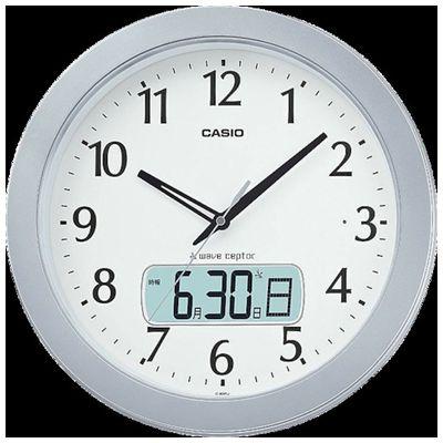【ポイント最大40倍!12/5日限定!※要エントリー】【あす楽対応】カシオ[IC-900FLJ-8JF] 電波掛け時計IC900FLJ8JF