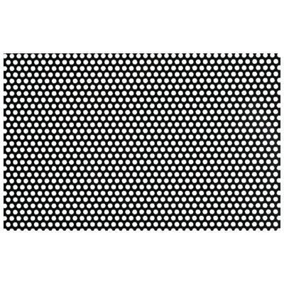 OKUTANI JP-PVC-T1D3P5-910X910/BLK 樹脂パンチング 1.0TXD3XP5 910X910 ブラックJPPVCT1D3P5910X910BLK