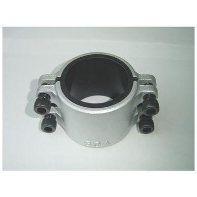 コダマ[L100AX0.5] 圧着ソケット鋼管直管専用型ハーフサイズ100A