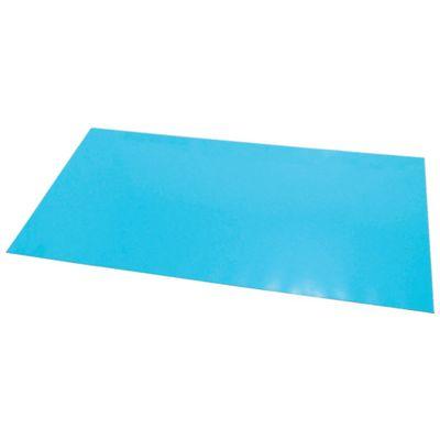 【個数:1個】エクシール MAT3-0906 ステップマット薄型3mm厚 900×600 ブルーグリーンMAT30906