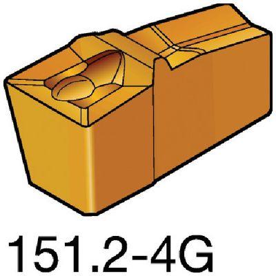 【あす楽対応】サンドビック[N151.3-315-30-4G] 【10個入】 T-Max Q-カット 突切り・溝入れチップ 235 COATN151.3315304G