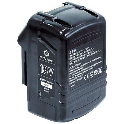 日東 NO.63203 CLA-2200用電池パック 63203