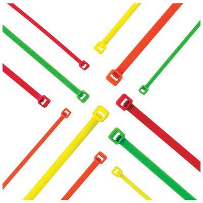 【あす楽対応】パンドウイット[PLT2I-M53] ナイロン結束バンド 蛍光オレンジ (1000本入)PLT2IM53