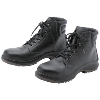 ミドリ安全 PRM220-27.5 中編上安全靴 プレミアムコンフォート PRM220 27.5cmPRM22027.5
