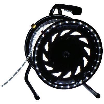 【あす楽対応】日動[RLL-50S-W] LEDラインチューブドラム白RLL50SW