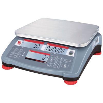 オーハウス RC31P6 直送 代引不可・他メーカー同梱不可 レンジャーカウント3000 6kg/0.2g 30031809