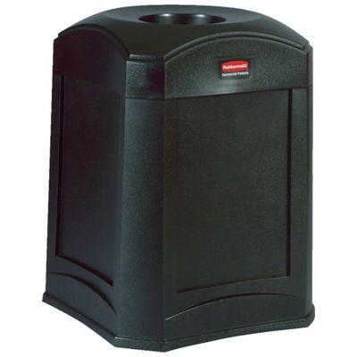 【個数:1個】ラバーメイド RM9W00BK ランドマークシリーズ ガスステーションコンテナ
