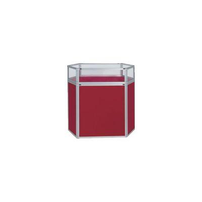 【あす楽対応】WRITEBEST[SDS1V02] ショーケース 紫