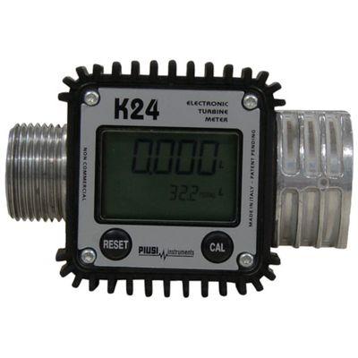 【あす楽対応】アクアシステム TB-K24-FM デジタル電池式流量計TBK24FM