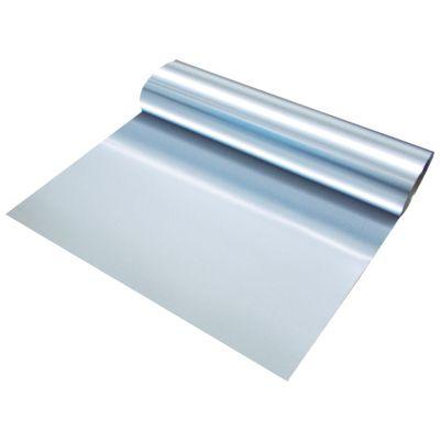 TRUSCO TCAH-4510 樹脂コーティングアルミ箔反射シート 幅450mmX長さ10mTCAH4510
