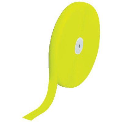 【ポイント最大40倍!12/5日限定!※要エントリー】【あす楽対応】TRUSCO[TMAH-5025-LY] マジックテープ 縫製用A側 50mm×25m 蛍光イエローTMAH5025LY