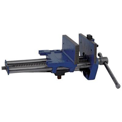 TRUSCO[TMVHD-180] 強力型木工用バイス 台下型 幅180mmTMVHD180