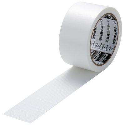 TRUSCO TYT5025-W 塗装養生用テープ ホワイト 50X25TYT5025W TRUSCO塗装養生用テープ 販売実績No.1 直送 配送員設置送料無料 あす楽対応 50X258283634