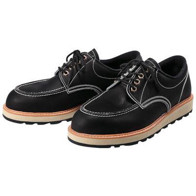 【あす楽対応】青木安全靴[US-100BK-24.5] US-100BK 24.5cmUS100BK24.5