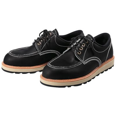 青木安全靴 US-100BK-27.5 US-100BK 27.5cmUS100BK27.5